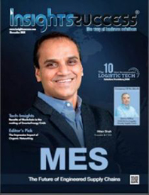 Congratulations to MES President & CEO Hiten Shah on being Featured in Insight Success Magazine as the Cover Story!