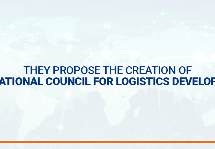 They propose the creation of the National Council for Logistics Development.