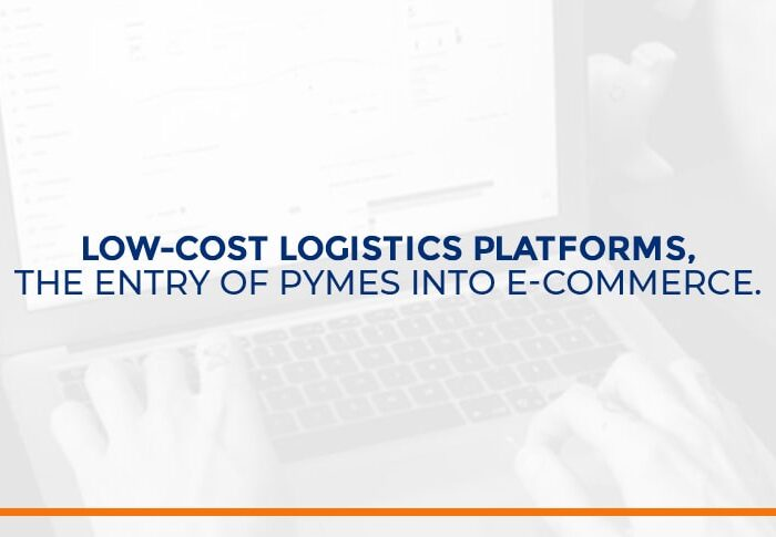 Low-cost logistics platforms, the entry of SMEs to e-commerce